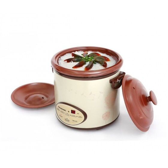 Pensonic Longevity Purple Clay Rice Cooker PRC-20AC