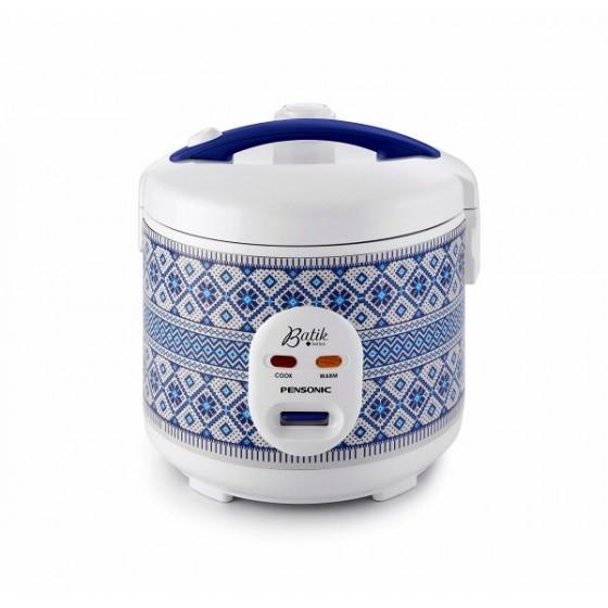 Pensonic Batik Series 1.8L Rice Cooker   PSR-1801