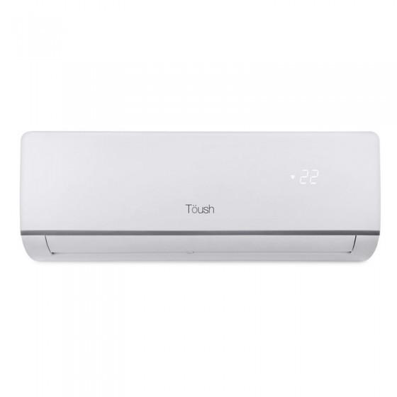 TOUSH Smart Inverter Air Conditioner 2.0HP C/W Smartphone App, Scheduler, LED Display, Monitors Electricity usage, etc | T2023SAC-SW/CU