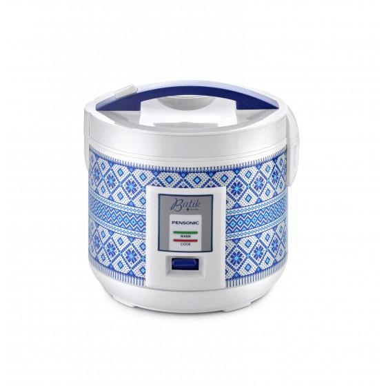Pensonic Batik Series Jar Rice Cooker 1.8L | PSR-1808B