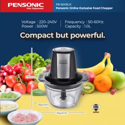 Pensonic Food Chopper | PB-6005GX