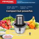 Pensonic Online Exclusive Food Chopper   PB-6005GX